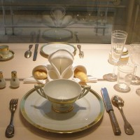 The Imperial Silver & Porcelain Collection Museum in The Hofburg Palace