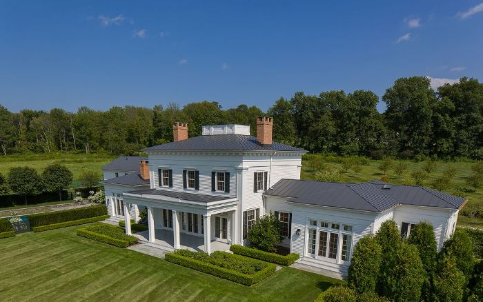 Westview Classic Greek Revival Designed by Gil Schafer