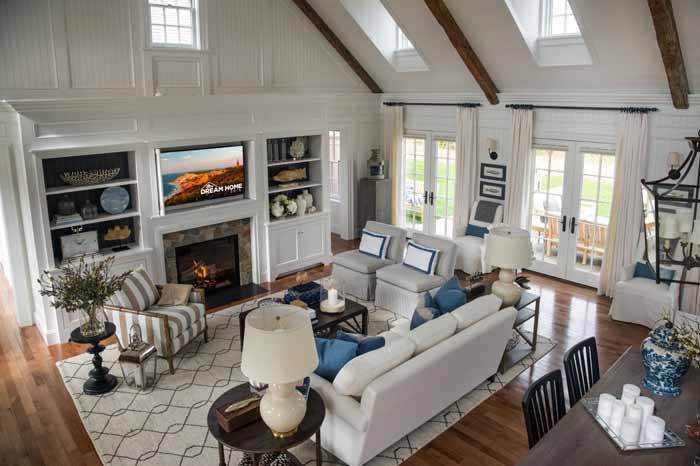 2015 HGTV Dream Home Great Room