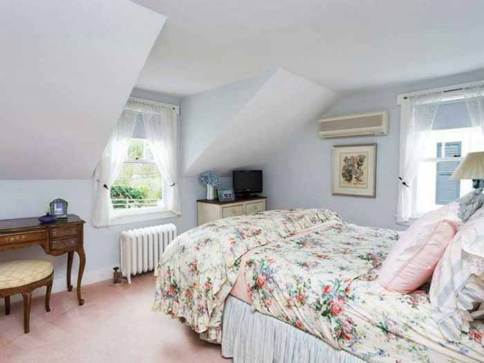 Bright and Airy Cottage Bedroom