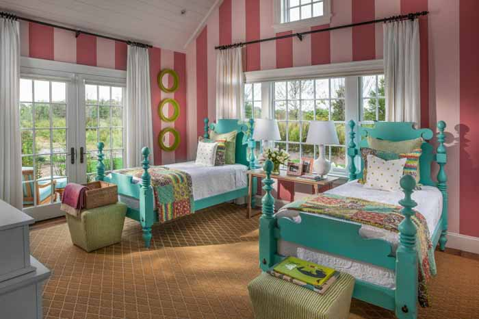 Children's Bedroom in 2015 HGTV Dream Home