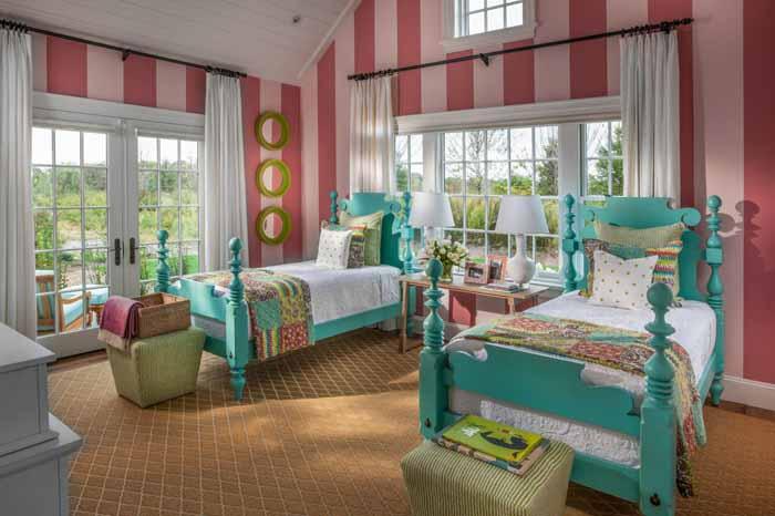 Children's Bedroom in 2015 HGTV Dream Home