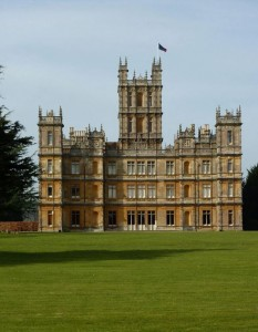Downton Abbey Highclere Castle 36