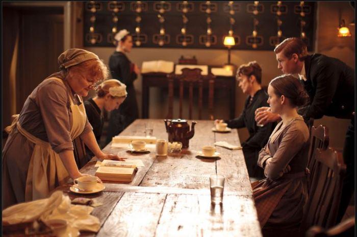 Downton Abbey Servant's Floor
