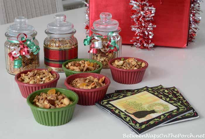 Fruit and Nut Granola Recipe 03