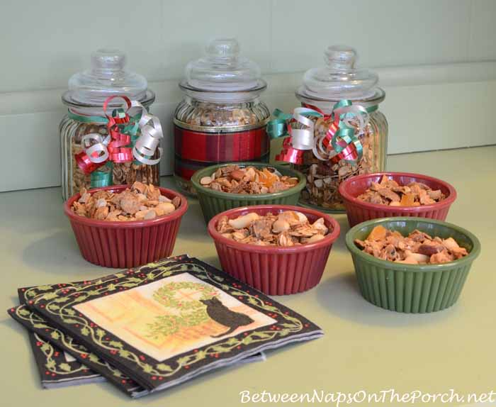 Fruit and Nut Granola Recipe 04