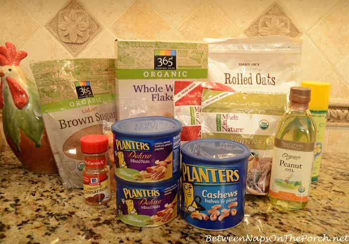 Fruit and Nut Granola Recipe 05