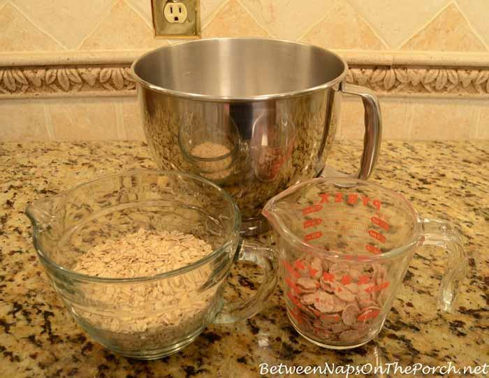 Fruit and Nut Granola Recipe 06