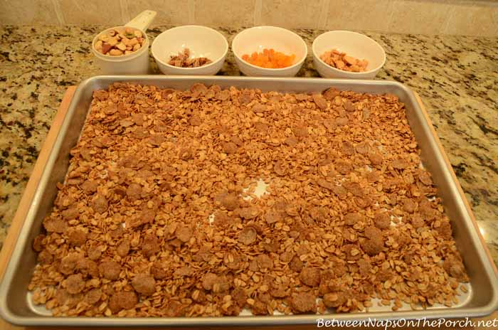 Fruit and Nut Granola Recipe 11