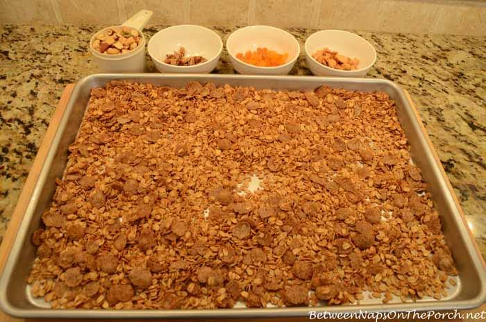 Fruit and Nut Granola Recipe 11