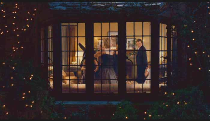 Graham's Home in The Holiday Christmas Movie