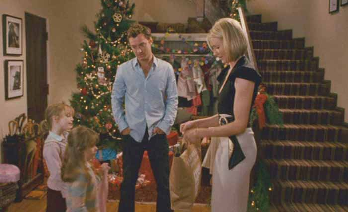 Graham's House in Movie The Holiday