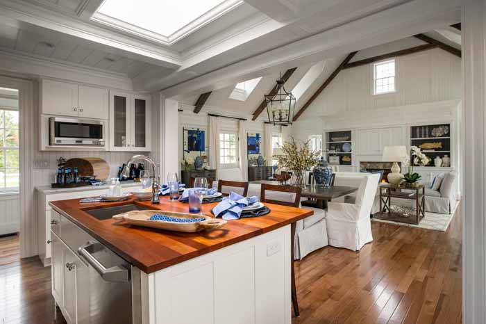 HGTV 2015 Dream Home Kitchen and Great Room