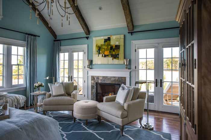 HGTV 2015 Dream Home Master Bedroom