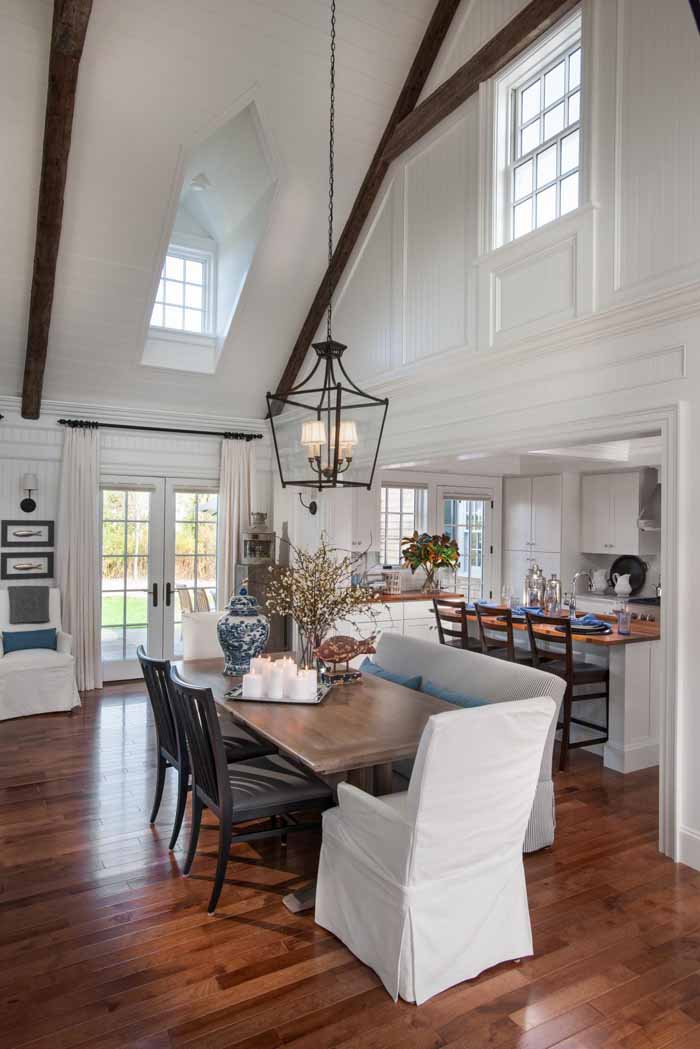Tour The Marthas Vineyard HGTV Dream Home 2015 : HGTV Dream Home 2015 Dining Room from betweennapsontheporch.net size 700 x 1049 jpeg 86kB