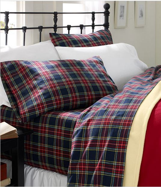 Heritage Flannel Sheets