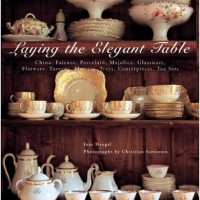 Laying The Elegant Table by Ines Heugel