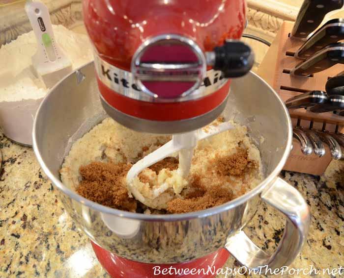 Make a Snowman Spice Cake 03