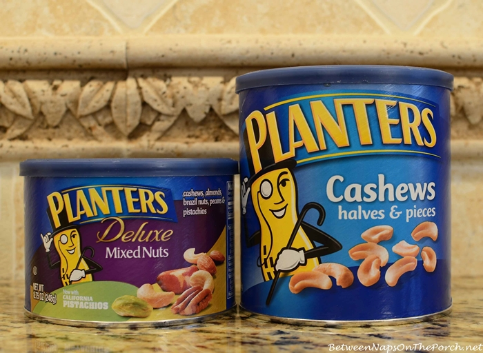 Planters Mixed and Cashew Nuts
