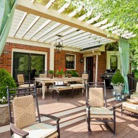 A Beautiful Outdoor Oasis For Entertaining