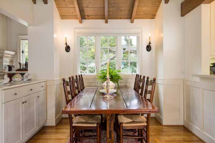 Farmhouse Table for Cottage