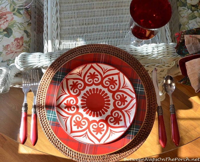 Heart Plates for Valentine's Day