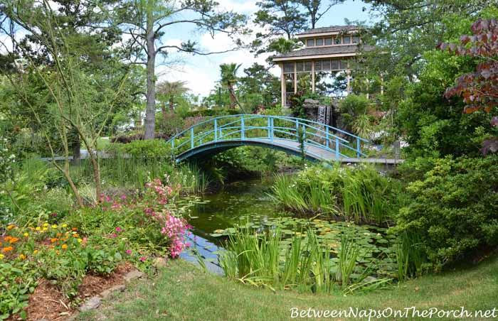 Houmas House Japanese Garden