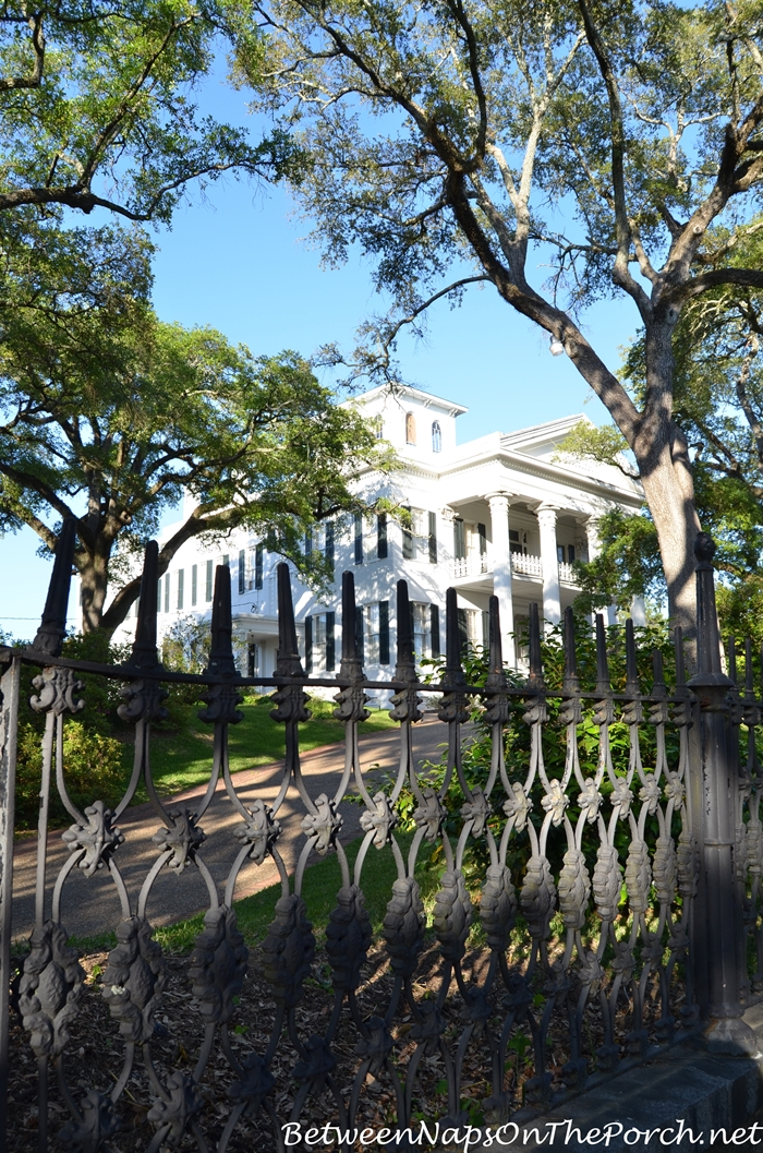 Stanton Hall, Natchez Mississippi