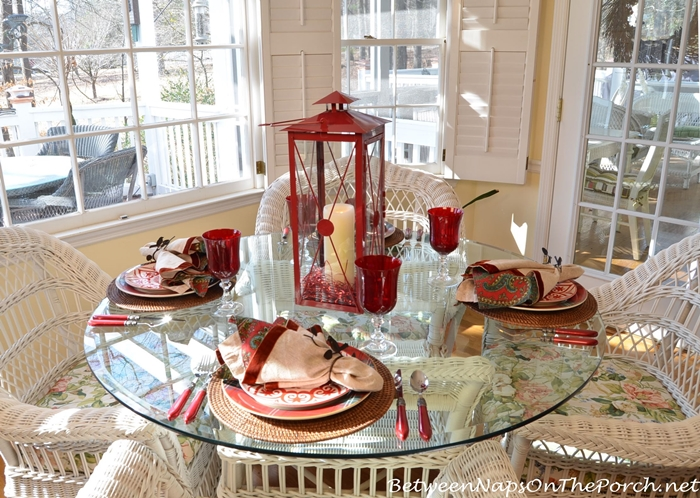 Valentine's Day Table, 2015