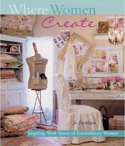 Where Women Create by Jo Packham