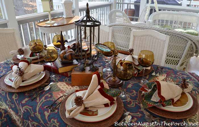 A Cozy Mystery Table Setting 1