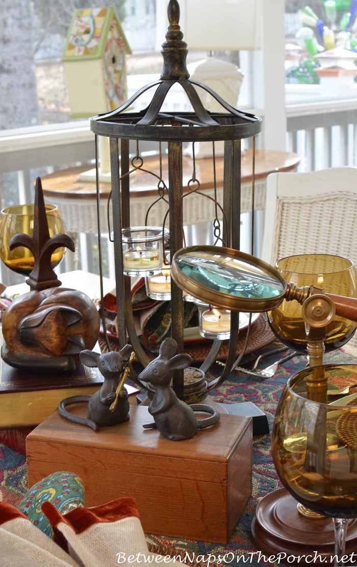 A Cozy Mystery Table Setting 5