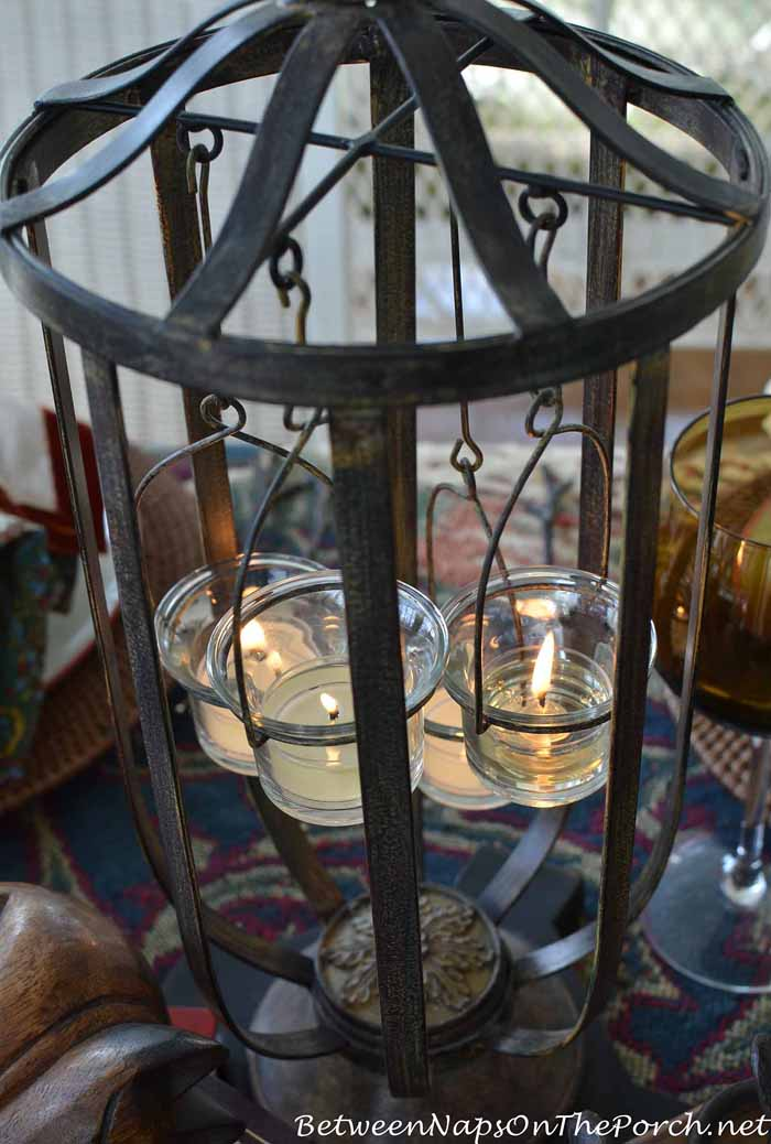A Cozy Mystery Table Setting 9