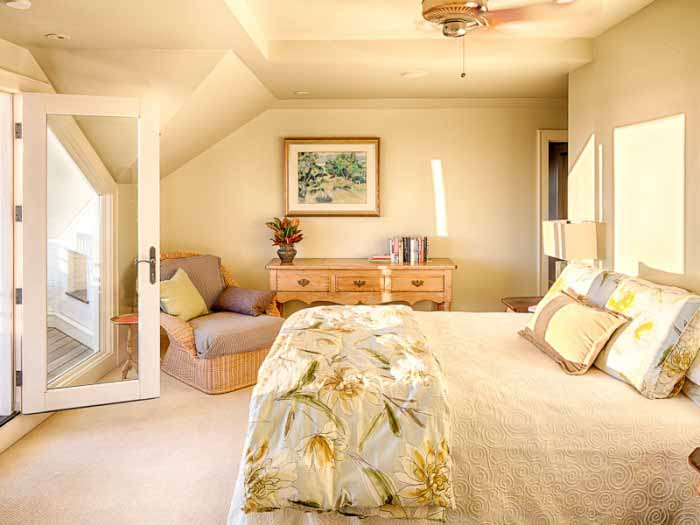 Beach Home Bedroom