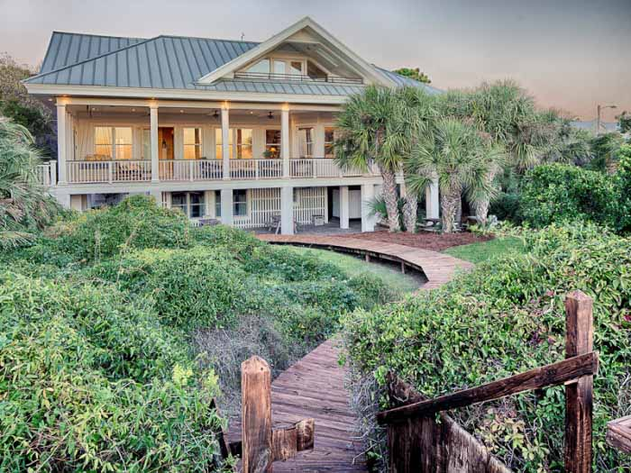 Beach Home on Tybee Island, Georgia 01