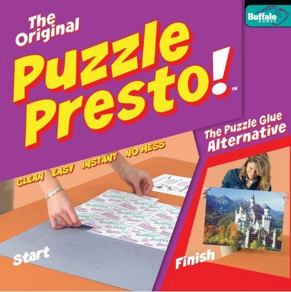 Buffalo Peel and Stick Puzzle Saver