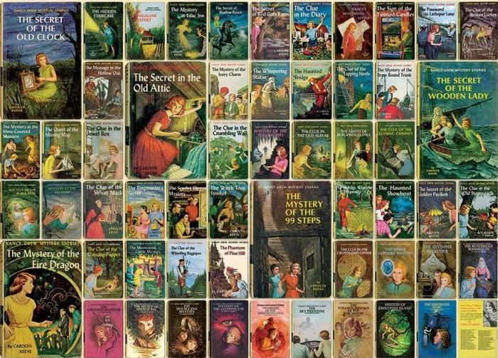 Cobble Hill Nancy Drew Puzzle