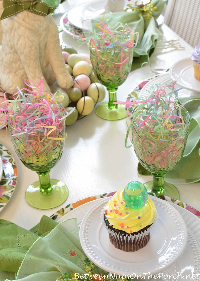 Easter Table Setting Spring Tablescape 19