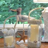 Make a Lantern for Summer Parties