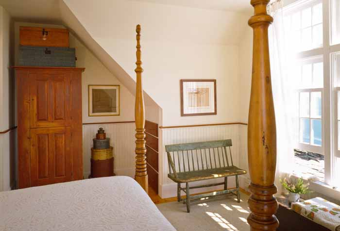 Ocean Cottage Bedroom