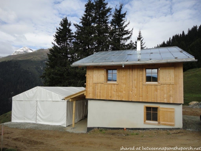 Restoration and Renovation of Ski Cabin in Switzerland 3_wm
