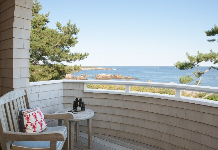Shingle Style Beach Cottage