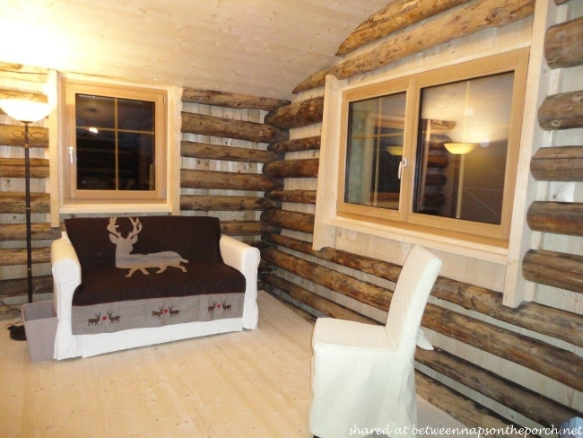 Ski Cabin Switzerland