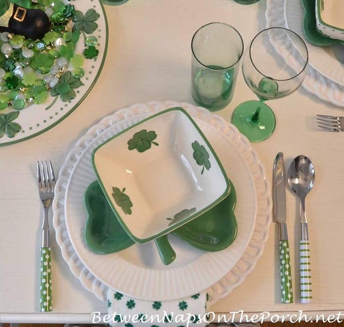 St. Patrick's Day China