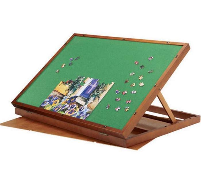 Tilt Adjustable Puzzle Board