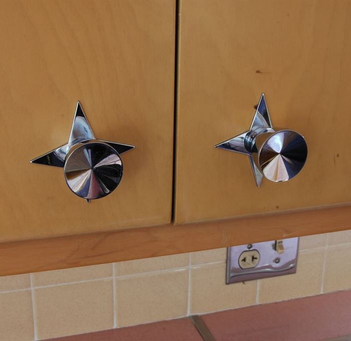1950's Cabinet Knobs