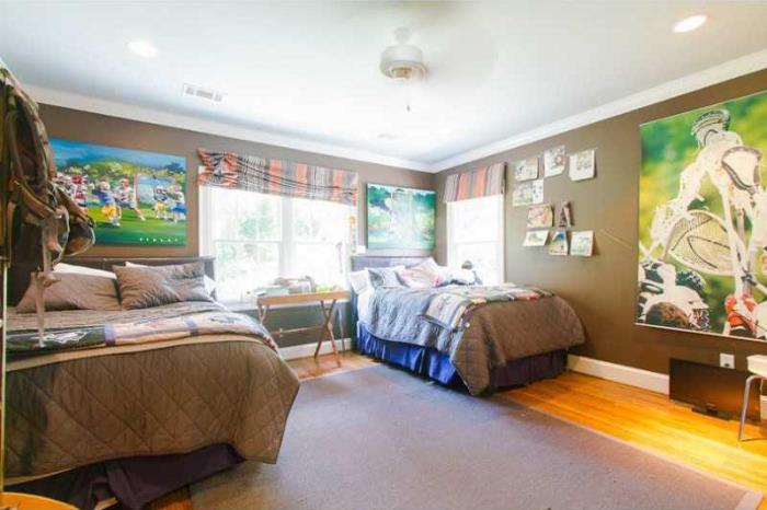 Bedroom in Real Life As We Know It Home, Atlanta, GA 1