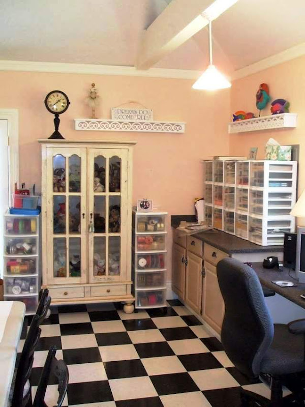 Build a Craft Room