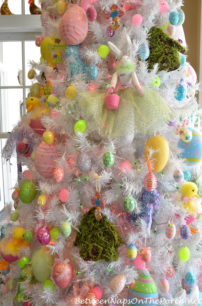 Decorate a Tree for Easter