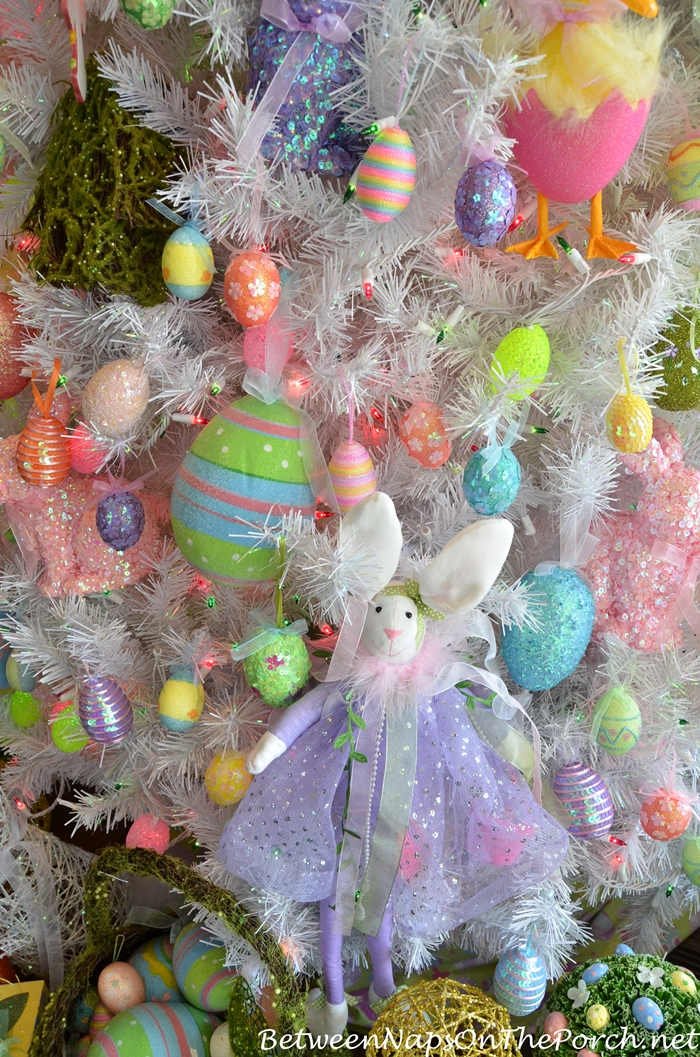 Easter Tree with Ornaments